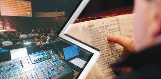 Digitalisasi pelayanan gereja di era new normal