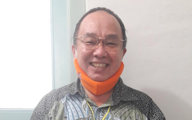 Pdt. Ferdinand Rompas Pimpin MD GPdI Jabar