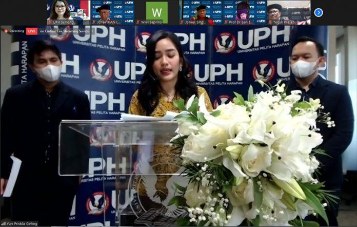 Doktor FH UPH termuda
