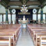 Altar Gereja Hati Kudus Tuhan Yesus Ganjuran