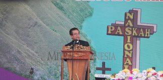 Ketua Umum PGI Gomar Gultom