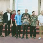 Para penggap dan pembicara dan calon Ketum BPH GBI pose bersama