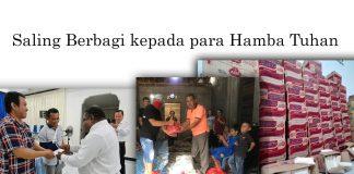 FPP berikan bantuan kepada hamba Tuhan