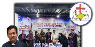 Gereja Kristen Setia Indonesia (GKSI)