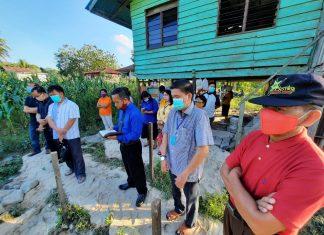 Pembangunan GPdI Tarakan Kalimantan Utara