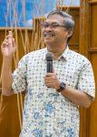 Ketua Sinode GKJ Pdt. Aris Widaryanto