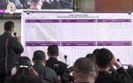Hasil Perhitungan Suara Pemilihan Ketua Sinode GPM
