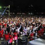 Begini suasana KKR-KI HMM di lapangan terbuka di Semarang tahun 2017