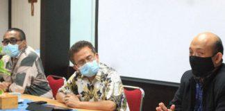 Pertemuan Novel dengan PGI
