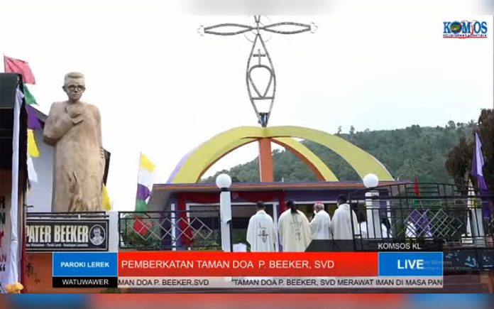 Taman Doa Pater Beeker