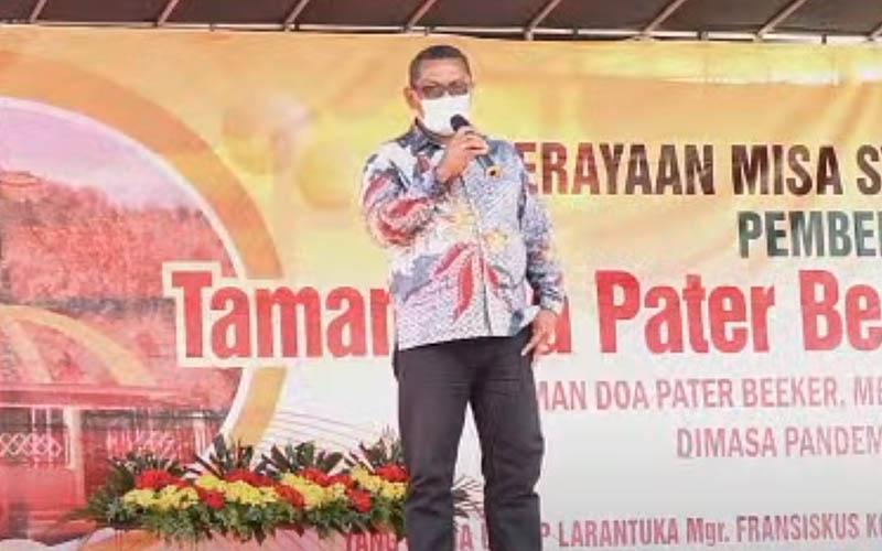 Wakil Bupati Lembata, Thomas Ola Langoday